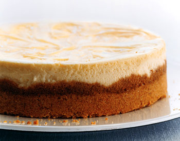 Cheesecake Lemon Curd