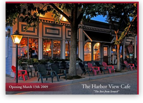 Harbor View Cafe Pepin Recipes