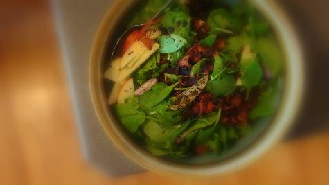 Autumn Harvest Salad Soft Focus 2