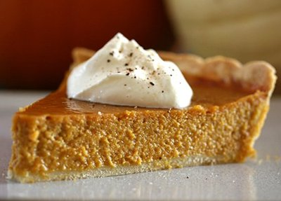 Photo Credit: Diana Rattray, Pumpkin Pie With Whipped Cream, http://z.about.com/d/southernfood/1/0/R/a/2/pumpkin-pie-2.jpg