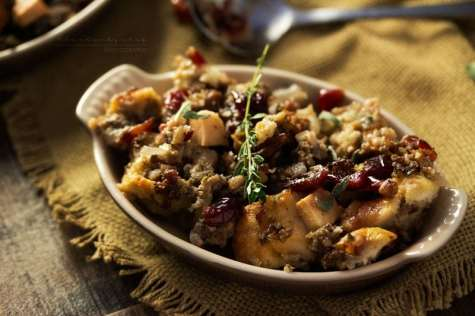 Harvest-Apple-Cranberry-and-Sage-Sausage-Stuffing-8